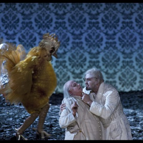 Astrologer – The Golden Cockerel (Rimsky-Korsakov) – La Monnaie, Brussels