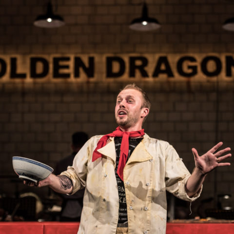 The Golden Dragon – Music Theatre Wales – Buxton Festival