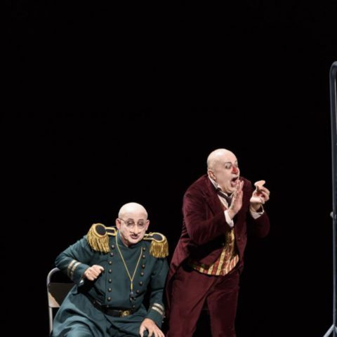 District Inspector – The Nose (Shostakovich) – Royal Opera House, Covent Garden