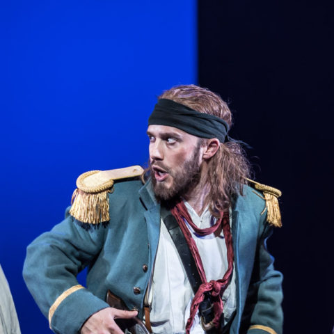 Samuel – The Pirates of Penzance (Gilbert and Sullivan) – English National Opera
