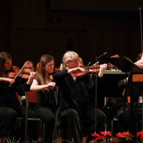 """Aleksandar Njevski"" – performed with the Zagreb Philharmonic Orchestra"