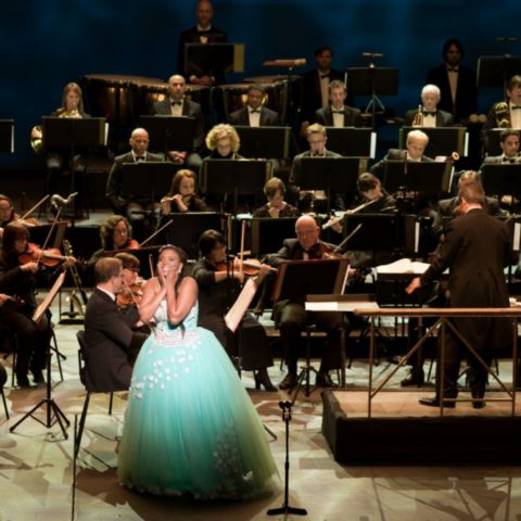Final of the Hans Gabor International Belvedere Singing Competition
